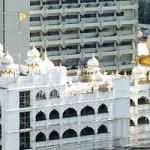 バンコクのシーク教寺院でカレーを恵んでもらいました。