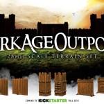 オリジナルのボードゲーム作りが捗る、「Dark Age Outpost」がいい感じ